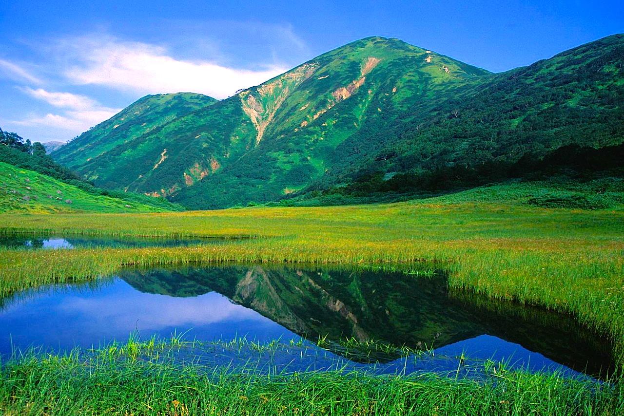 日本百名山にも数えられる火打山
