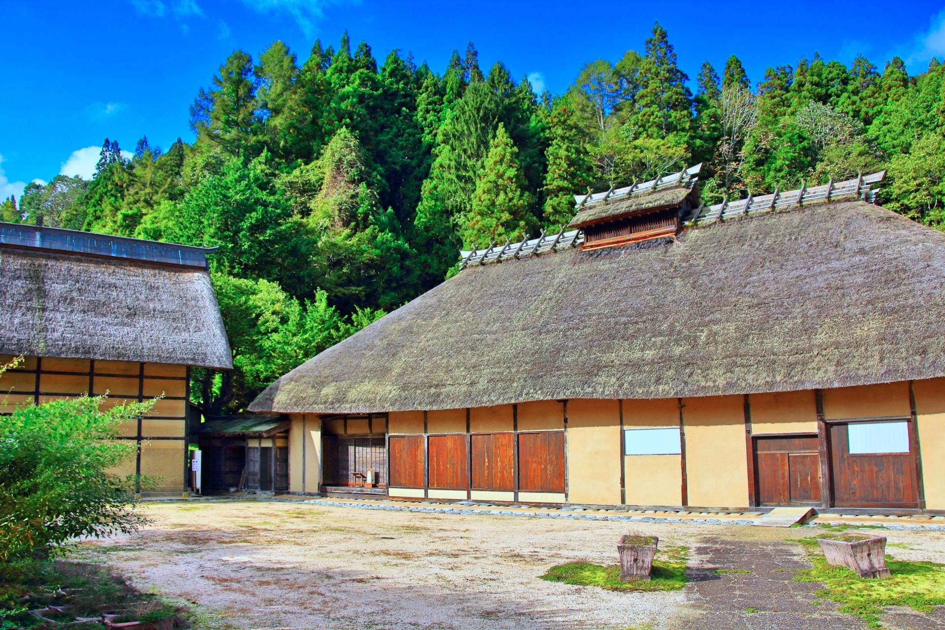 重要文化財旧中村家住宅