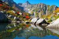 【信州の池】日本一アルペン的な池、天狗池(松本市・氷河公園)
