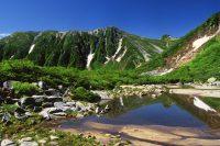 【信州の池】中央アルプスにある氷河地形 濃ヶ池(宮田村)