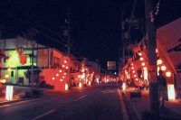 鉾持神社『燈籠祭』|伊那市高遠町|2019