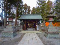 松本のパワースポット第2位は筑摩神社だ!